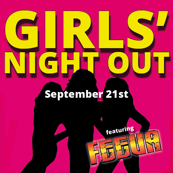 Girls' Night Out - last remaining tables - Ardgowan Hospice